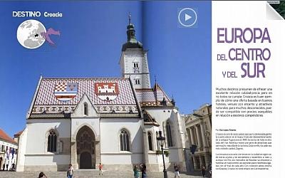 Promocija Hrvatske u prestižnom časopisu o poslovnom turizmu PUNTO MICE
