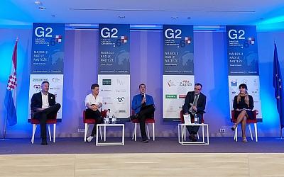 Konferencija Meeting G2.6 okupila gospodarstvenike iz 20 zemalja svijeta