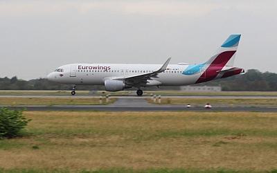 Eurowings u siječnju povezuje Hrvatsku s Kölnom, Stuttgartom i Düsseldorfom