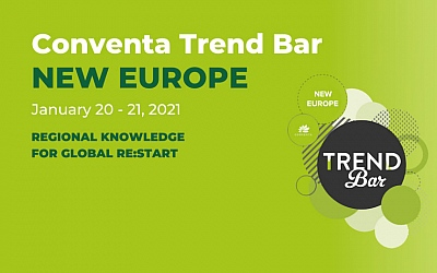 Conventa Trend Bar New Europe: Regionalno znanje za globalni Re:Start