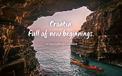 """Croatia Full of New Beginnings"" - nova digitalna kampanja HTZ-a"