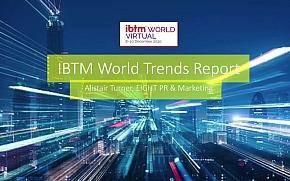 IBTM Trends Watch Report 2021 – opsežna analiza i predviđanja za svjetsku kongresno-event industriju