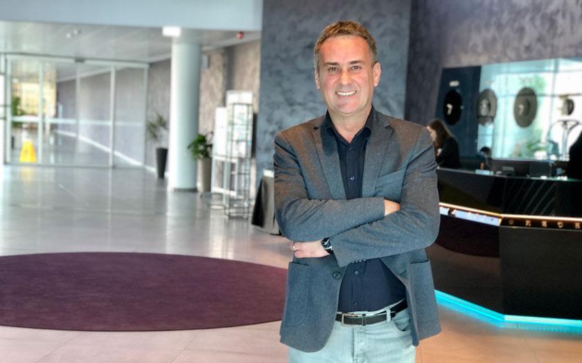 Darko Bastić, direktor hotela
