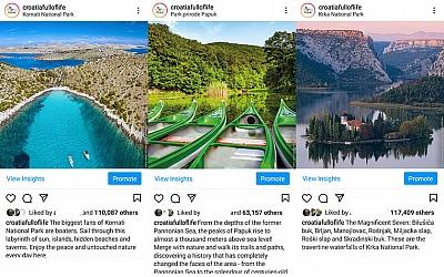 Kampanja HTZ-a na društvenim mrežama ostvarila 30 milijuna impresija