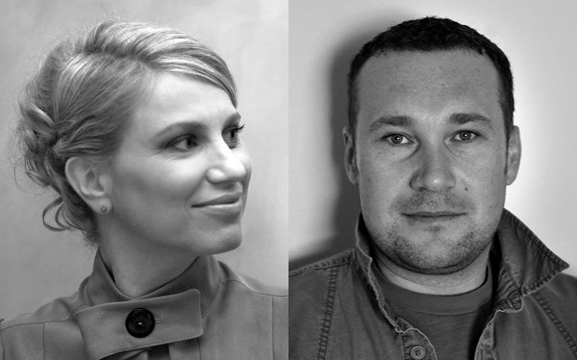 Jelena Filipaj i Dejan Brcković