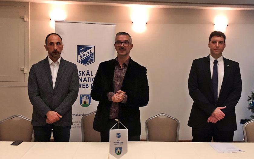 Skål Klub Zagreb, novo rukovodstvo