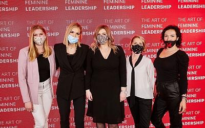 """Konferenciju """"The Art of Feminine Leadership""""  pratilo 400 liderica iz Hrvatske i regije"""