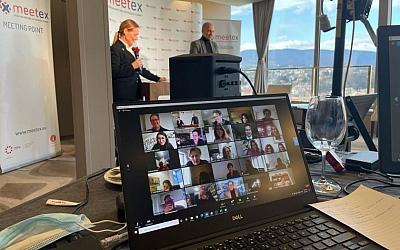 MEETEX 2021. i u virtualnom formatu postigao odličan uspjeh