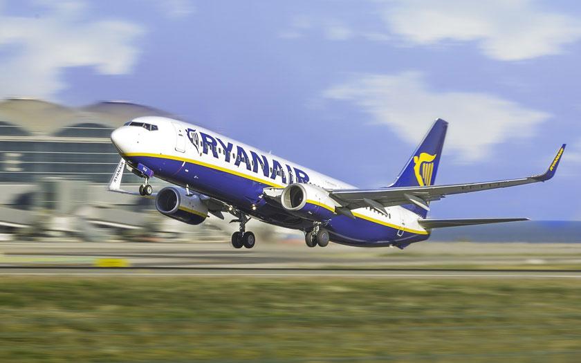 Ryanair avion