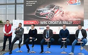 Hrvatska spremna za svjetski sportski spektakl - WRC svjetsko prvenstvo u reliju