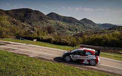 Slika iz Hrvatske obišla svijet - Croatia Rally gledao se u 150 zemalja širom svijeta