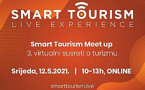 Smart Tourism Meet up - 3. susreti profesionalaca o pametnom turizmu i budućnosti turizma