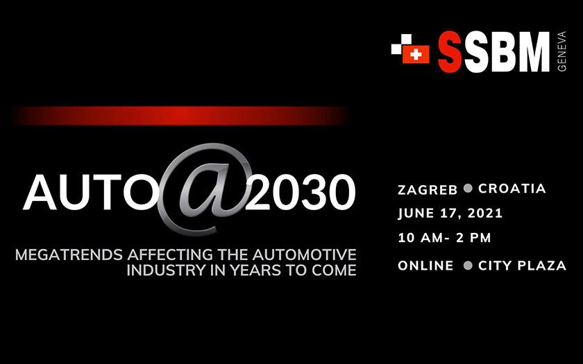 Auto@2030 Adria - konvencija autoindustrije