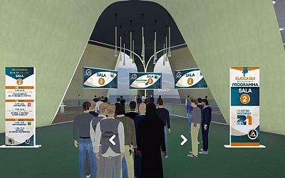 AIOP XIII Mediterranean Meeting - prvi kongres s avatarima