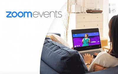 Zoom najavljuje novu platformu za kompleksnija virtualna događanja - Zoom Events