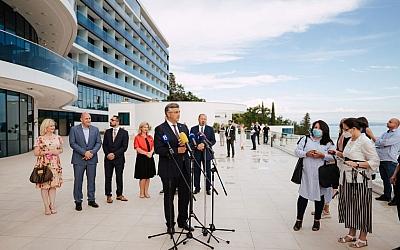 Hilton svečano otvorio vrata resorta Hilton Rijeka Costabella Beach Resort and Spa