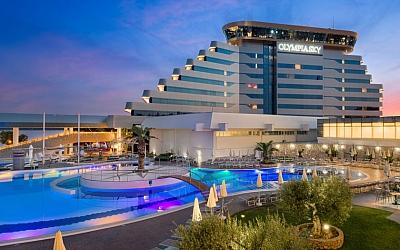 Poznati vodički hotel Olympia Sky danas slavi četvrti rođendan