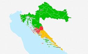 Nove epidemiološke mjere za okupljanja na Jadranu