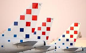 Zrakoplovi Croatia Airlinesa u prvih 6 mjeseci prevezli 208 tisuća putnika