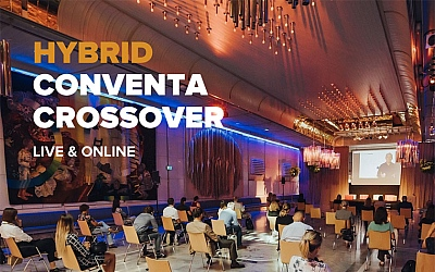 Conventa Crossover 2021 – okupljanje kongresne i event industrije live i online