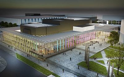 Obnovljeni kongresni centar MECC Maastricht otvara svoja vrata u rujnu