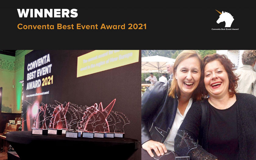 Conventa Best Event Award 2021 - četiri nagrade za hrvatske evente