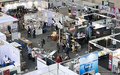 Više od 250 brendova opreme za turističke objekte na sajmu HoReCa Adria u Opatiji
