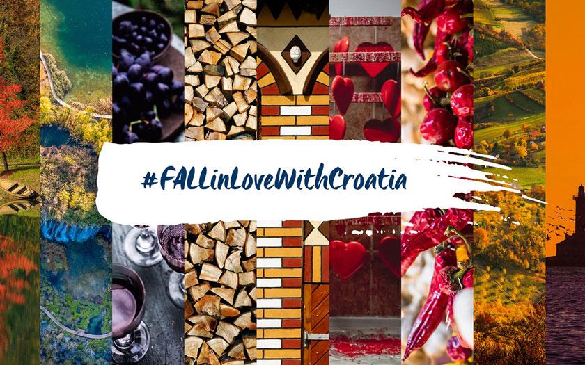 #FALLinLoveWithCroatia