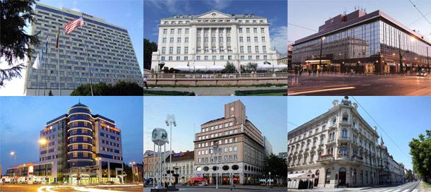 Zagreb - hoteli