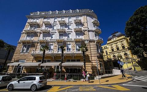 Opatija - Hotel Bristol