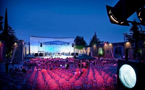 Opatija - ljetna pozornica