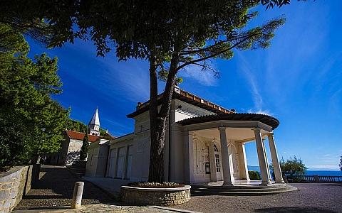 Opatija - Juraj Šporer Arts Pavilion