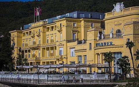 Opatija - Hotel Kvarner