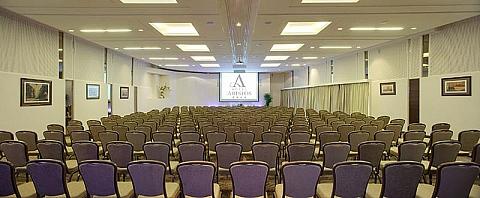Hotel Aristos - dvorana Grand (kino postav)