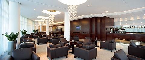 Hotel Aristos - lounge bar Momentum