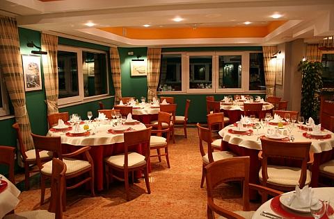 Hotel Villa Dvor - restoran