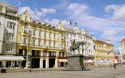 Panorama Zagreb Hotel (HTZ)