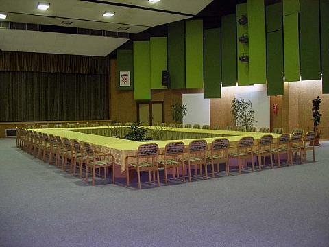 Varaždinske toplice - hotel Minerva - kongresna dvorana