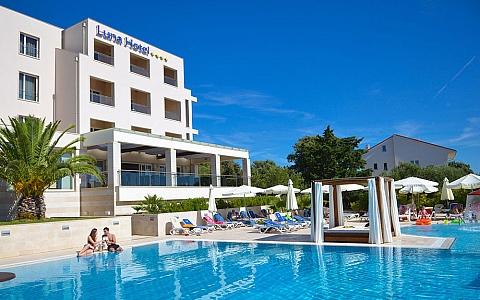 Luna Island Hotel, Pag