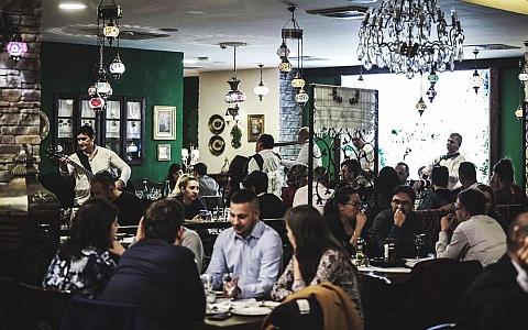 Restoran Sofra - Zagreb