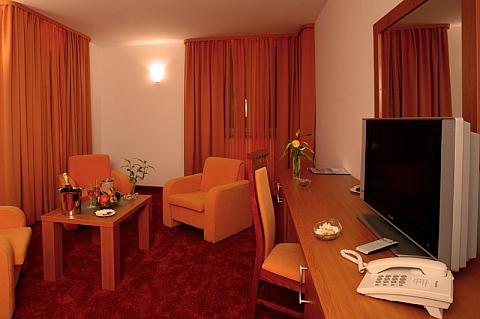 Hotel Rotondo - soba