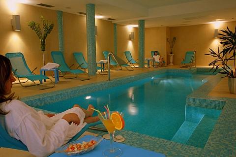 Hotel Rotondo - bazen