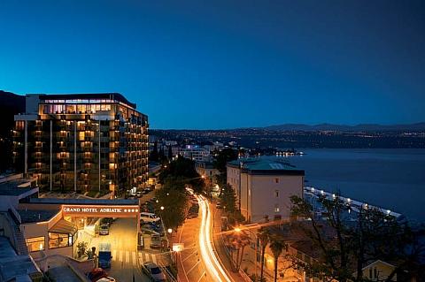 Hotel Adriatic Opatija
